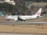commet7575さんが、福岡空港で撮影した日本航空 737-846の航空フォト(写真)