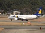 commet7575さんが、福岡空港で撮影したスカイマーク 737-8FZの航空フォト(写真)