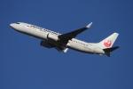 twining07さんが、成田国際空港で撮影した日本航空 737-846の航空フォト(写真)