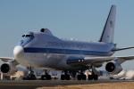 TAKA-Kさんが、横田基地で撮影したアメリカ空軍 E-4B (747-200B)の航空フォト(写真)