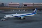 ハンバーグ師匠さんが、羽田空港で撮影した全日空 777-381/ERの航空フォト(写真)