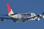 JRF spotterさんが、成田国際空港で撮影した日本航空 747-446の航空フォト(写真)