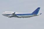 JRF spotterさんが、関西国際空港で撮影した全日空 747-481の航空フォト(写真)