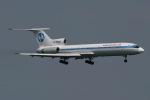 JRF spotterさんが、関西国際空港で撮影したウラジオストク航空 Tu-154Mの航空フォト(写真)