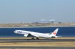 masakazuさんが、羽田空港で撮影した日本航空 777-346の航空フォト(写真)