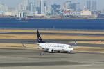 masakazuさんが、羽田空港で撮影した全日空 737-881の航空フォト(写真)