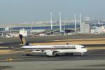 masakazuさんが、羽田空港で撮影したシンガポール航空 A350-941XWBの航空フォト(写真)