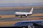 おっしーさんが、羽田空港で撮影した全日空 767-381/ERの航空フォト(写真)