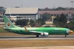 cassiopeiaさんが、ドンムアン空港で撮影したノックエア 737-8FHの航空フォト(写真)