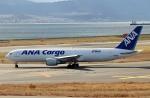 ハピネスさんが、関西国際空港で撮影した全日空 767-381/ER(BCF)の航空フォト(写真)