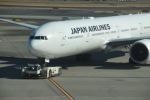 Sky-master さんが、羽田空港で撮影した日本航空 777-346/ERの航空フォト(写真)