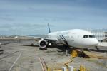 Dream Skyさんが、オークランド空港で撮影したニュージーランド航空 777-219/ERの航空フォト(写真)