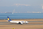 canon_leopardさんが、中部国際空港で撮影したスカイマーク 737-86Nの航空フォト(写真)