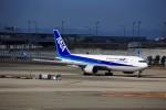 JA946さんが、関西国際空港で撮影した全日空 767-381/ERの航空フォト(写真)