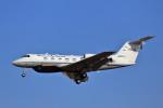 いっくんさんが、名古屋飛行場で撮影したダイヤモンド・エア・サービス G-1159 Gulfstream IIの航空フォト(写真)