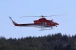 JA882Aさんが、能登空港で撮影した石川県消防防災航空隊 412EPの航空フォト(写真)