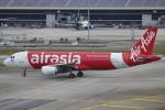 Koba UNITED®さんが、クアラルンプール国際空港で撮影したエアアジア A320-216の航空フォト(写真)