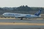 むこいちさんが、成田国際空港で撮影した全日空 767-381F/ERの航空フォト(写真)