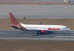 Asamaさんが、香港国際空港で撮影したマリンド・エア 737-8GPの航空フォト(写真)