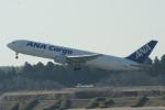 むこいちさんが、成田国際空港で撮影した全日空 767-381/ER(BCF)の航空フォト(写真)