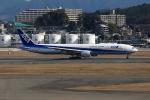 MOHICANさんが、福岡空港で撮影した全日空 777-381の航空フォト(写真)