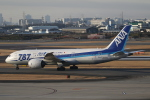 ゴハチさんが、伊丹空港で撮影した全日空 787-881の航空フォト(写真)