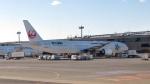 誘喜さんが、成田国際空港で撮影した日本航空 777-346/ERの航空フォト(写真)