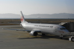sukiさんが、関西国際空港で撮影した日本トランスオーシャン航空 737-4Q3の航空フォト(写真)