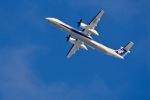 ぷかちさんが、新千歳空港で撮影したANAウイングス DHC-8-402Q Dash 8の航空フォト(写真)