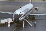 うすさんが、名古屋飛行場で撮影した東亜国内航空 DC-9-41の航空フォト(写真)