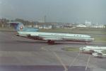 うすさんが、名古屋飛行場で撮影した全日空 727-281/Advの航空フォト(写真)