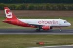 kansai-spotterさんが、ウィーン国際空港で撮影したニキ航空 A319-112の航空フォト(写真)