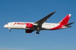 よしぱるさんが、ロンドン・ヒースロー空港で撮影したアビアンカ航空 787-8 Dreamlinerの航空フォト(写真)