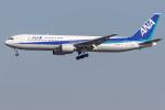 Y-Kenzoさんが、成田国際空港で撮影した全日空 767-381/ERの航空フォト(写真)