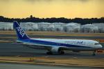Wasawasa-isaoさんが、成田国際空港で撮影した全日空 767-381/ERの航空フォト(写真)