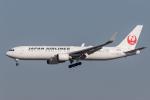 Y-Kenzoさんが、成田国際空港で撮影した日本航空 767-346/ERの航空フォト(写真)
