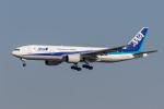 Y-Kenzoさんが、成田国際空港で撮影した全日空 777-281/ERの航空フォト(写真)