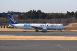 GO-01さんが、成田国際空港で撮影した全日空 767-381Fの航空フォト(写真)