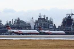 M.Mさんが、松山空港で撮影した遠東航空 MD-83 (DC-9-83)の航空フォト(写真)