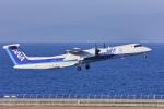 delawakaさんが、中部国際空港で撮影したANAウイングス DHC-8-402Q Dash 8の航空フォト(写真)