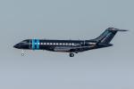Y-Kenzoさんが、成田国際空港で撮影したウィルミントン・トラスト・カンパニー BD-700 Global Express/5000/6000の航空フォト(写真)