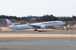 GO-01さんが、成田国際空港で撮影した日本航空 777-346/ERの航空フォト(写真)