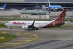 Koba UNITED®さんが、クアラルンプール国際空港で撮影したバティク・エア 737-8GPの航空フォト(写真)