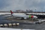 nagashima0926さんが、ニューアーク・リバティー国際空港で撮影したTAP ポルトガル航空 A330-202の航空フォト(写真)