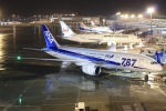 ひこーきさんが、中部国際空港で撮影した全日空 787-881の航空フォト(写真)