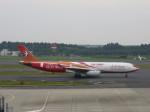 Timothyさんが、成田国際空港で撮影した中国東方航空 A330-343Xの航空フォト(写真)