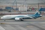 cassiopeiaさんが、スワンナプーム国際空港で撮影したオマーン航空 787-8 Dreamlinerの航空フォト(写真)