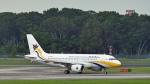 flytaka78さんが、シンガポール・チャンギ国際空港で撮影したミャンマー国際航空 A319-111の航空フォト(写真)