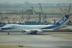 cassiopeiaさんが、スワンナプーム国際空港で撮影した日本貨物航空 747-4KZF/SCDの航空フォト(写真)