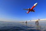 関西国際空港 - Kansai International Airport [KIX/RJBB]で撮影されたエアアジア・エックス - AirAsia X [D7/XAX]の航空機写真